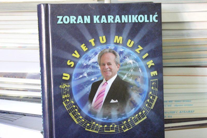 Zoran Karanikolić - U svetu muzike