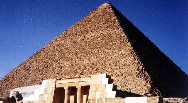 Kako su građene piramide