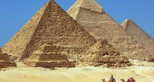 Kako su nastajale veličanstvene egipatske piramide