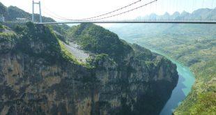 U Kini pušten u rad najviši most na svetu